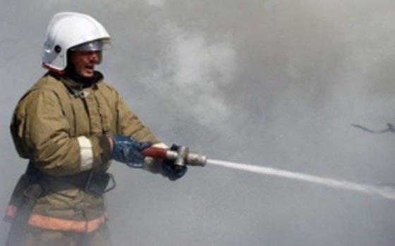 ВСмоленской области горела крутильная фабрика