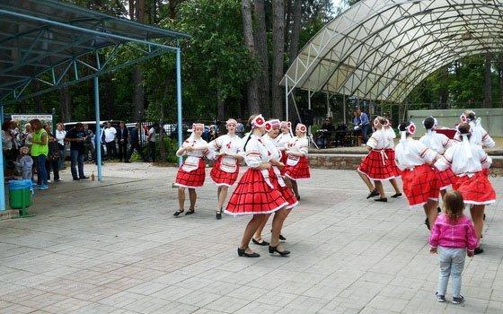 татары танцы фото
