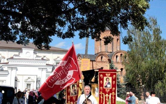 ВСвято-Успенском соборе Смоленска прошли Одигитриевские празднества