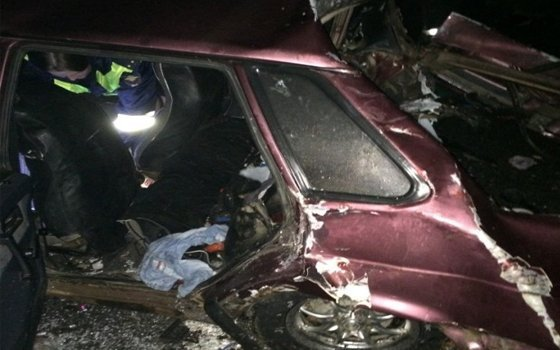 ВВяземском районе впроцессе серьезного происшествия пострадали 5 пассажиров