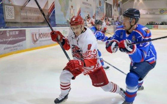 ХК «Тамбов» стал обладателем Кубка губернатора