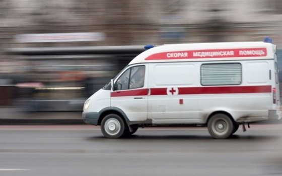 Наулице 25Октября вВязьме шофёр автомобиля сбил сразу двоих пешеходов