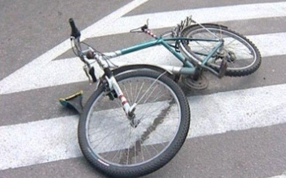 ВДорогобужском районе шофёр иномарки сбил велосипедиста