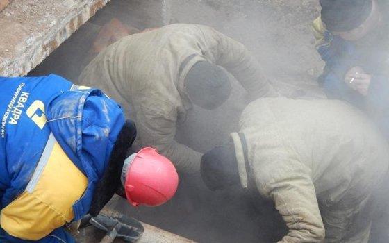 Очередные квадровские экзерсисы оставят граждан центра без тепла игорячей воды
