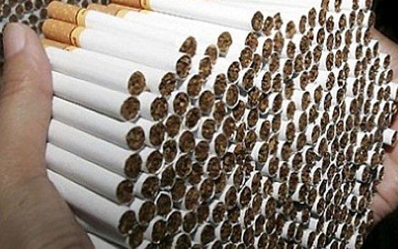 Смоленского предпринимателя словили наторговле контрафактными сигаретами
