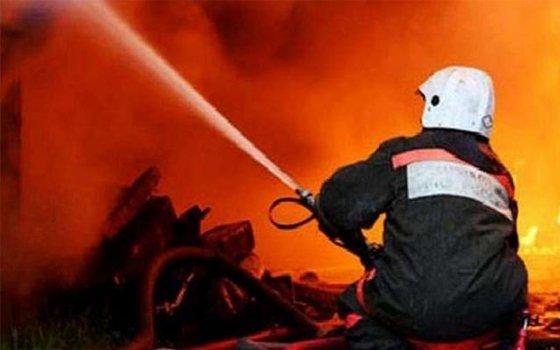 ВСмоленской области при пожаре в своем доме умер 47-летний мужчина
