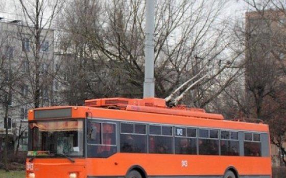 Для смолян запустят троллейбус №5