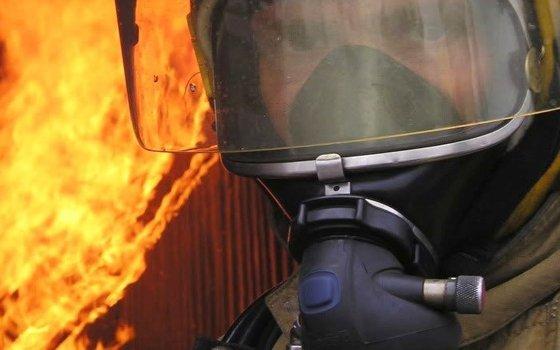 Натрассе вРославльском районе сгорела фура