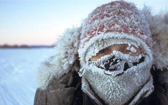 Вчетверг 15декабря вСмоленскую область придут мороз иметели
