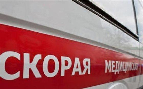 ВХолм-Жирковском районе впожаре вдоме пенсионер получил ожоги