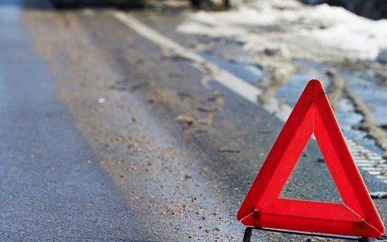 Втройном ДТП вСмоленской области пострадали 5 человек