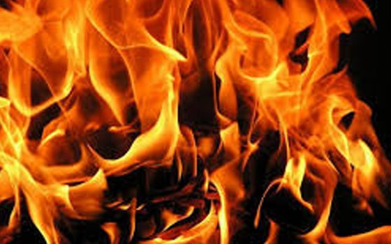 Вгороде Смоленске при пожаре в12-этажке пострадала женщина