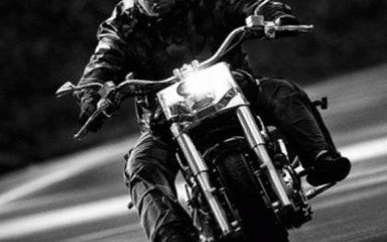 Подозреваемый вкраже мотоцикла схвачен смоленской полицией