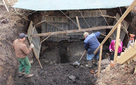 Археологи отыскали вСмоленской области древнее кладбище
