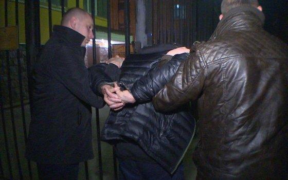 ВСмоленской области работники ГИБДД иРосгвардии словили серийного преступника павильонов