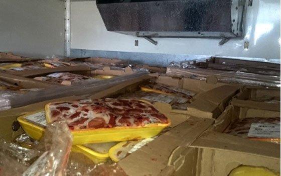 ВСмоленскую область непустили мясо птицы сявными признаками разморозки