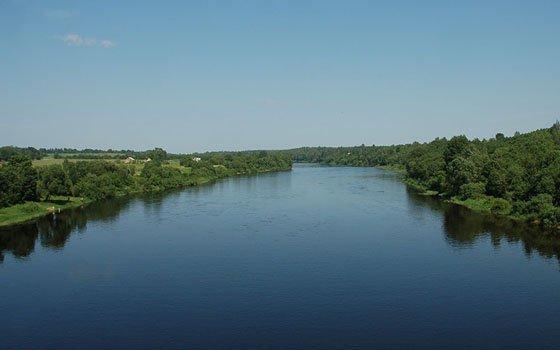 ВСмоленской области вреке утонули дедушка иего 6-летний внук