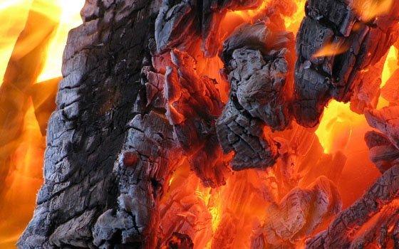 Пожар вдеревне Радкевщина. 63-летний мужчина получил травмы