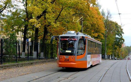 ВЗаднепровском районе Смоленска временно небудут ходить трамваи