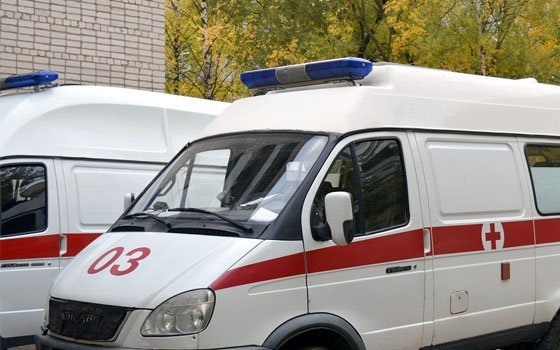 ВСмоленском районе бригада тепловоза спасла людей изтонущего автомобиля