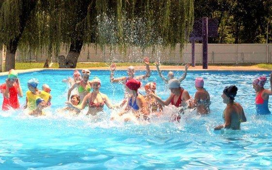 ВЖелезнодорожном районе Хабаровска подытожили летней оздоровительной кампании