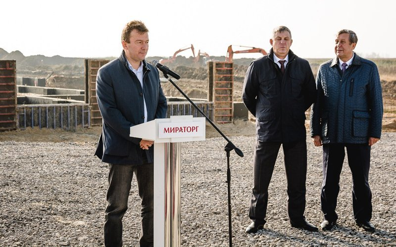 «Мираторг» инвестирует средства встроительство кожевенного завода