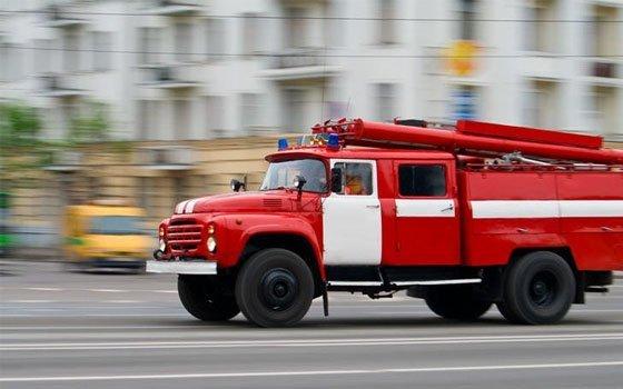 ВСмоленской области пожар лишил мебельное производство склада готовой продукции