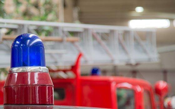 На улице 25 Сентября в Смоленске сгорели два автомобиля