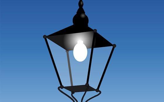 В администрации Вяземского района прокомментировали ситуацию с освещением набережной