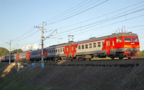 Расписание пригородных поездов в Смоленском регионе МЖД изменится в период празднования Дня народного единства