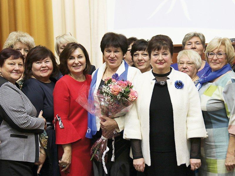 Роль женщины. Ольга Васильева приняла участие в конференции  «Белорусского союза женщин»