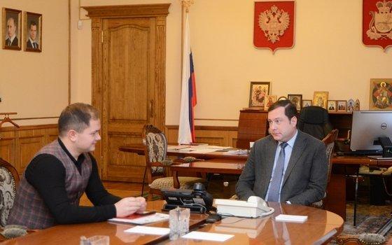 Волонтер из Смоленска станет помощником губернатора