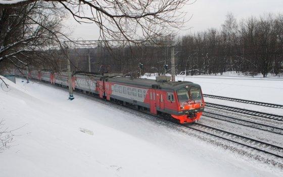 Расписание пригородных поездов в Смоленской области изменится в период новогодних и рождественских каникул