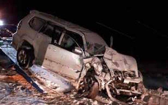 В аварии под Смоленском погибла 63-летняя женщина, еще трое ранены