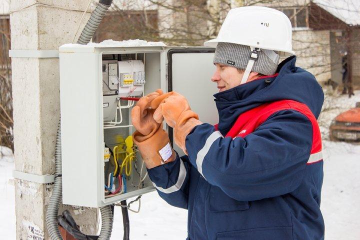 В 2018 году в Смоленскэнерго зафиксирован максимальный объем выручки по услуге на замену приборов учета электроэнергии