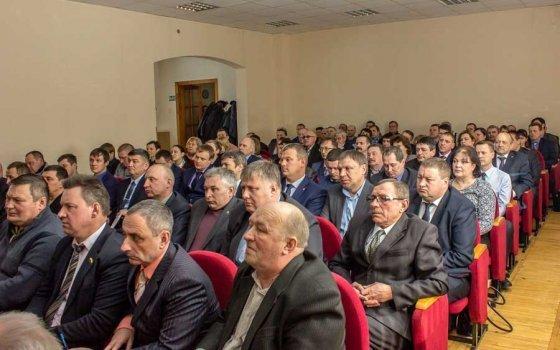 В 2018 году на руководящие должности Смоленскэнерго было назначено 47 резервистов