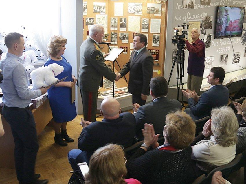 Узелки памяти. Лучшие общественные музеи получили награды