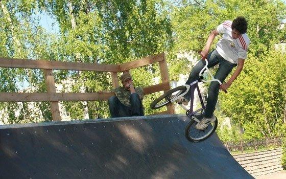 В Смоленске планируют обновить скейт-парк