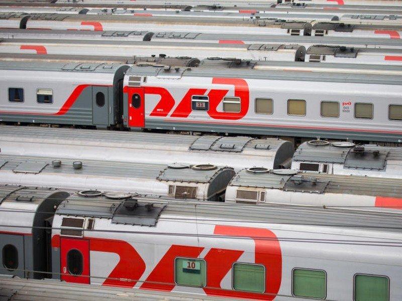 Дополнительные пассажирские поезда в южном направлении будут курсировать через Смоленск и Брянск в летний сезон