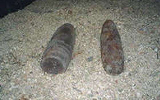 В Брянской области обнаружено сразу 25 авиабомб