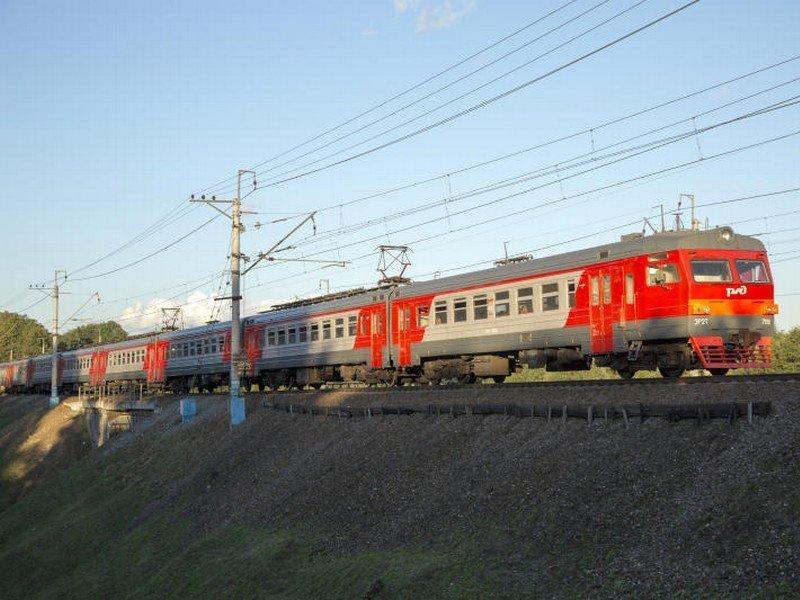 Маршрут пригородных поездов Витебск – Рудня изменится  29 апреля, 10, 13 и 20 мая