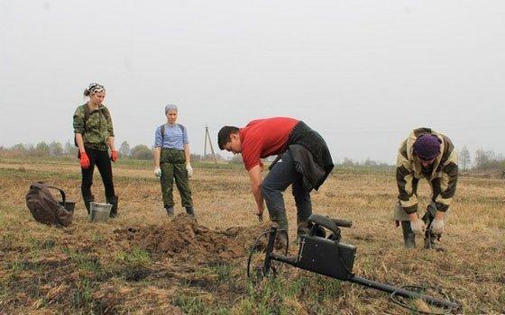 «Это наш долг». Вахта Памяти стартовала в Сычевском районе