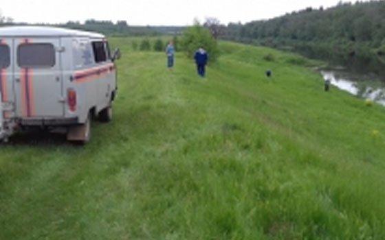 В реке Угра недалеко от деревни Вознесенье утонул мужчина