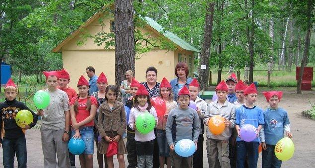 Летний отдых детей сотрудников Смоленскэнерго организован с пользой