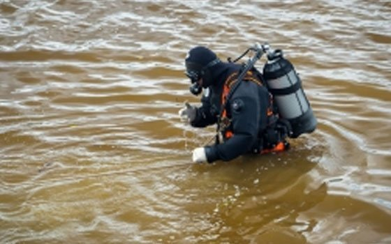 В Дорогобуже из водоема извлекли тело погибшего