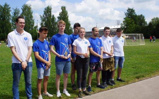 Представители строительного отряда «Энергет» побывали на экскурсии в Центре управления сетями Смоленскэнерго