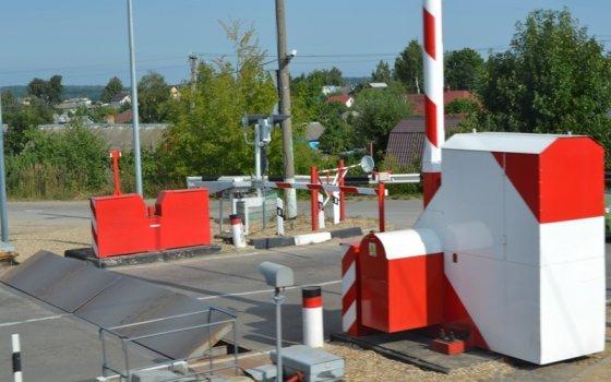 С начала года на железнодорожных переездах в границах Смоленского региона МЖД произошло два ДТП