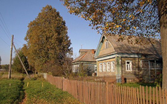 Село обновляется