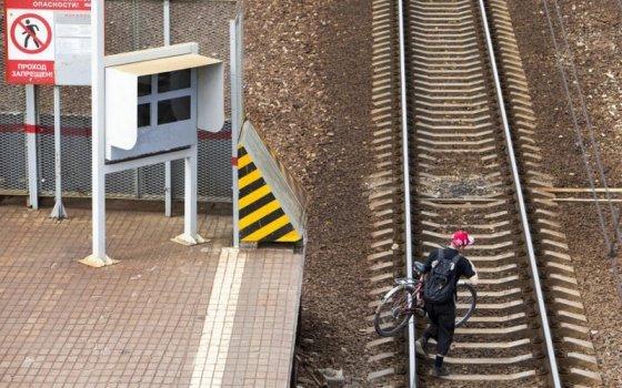 Более чем на 30% сократилось количество несчастных случаев с пешеходами на железной дороге в Смоленском регионе МЖД в I полугодии