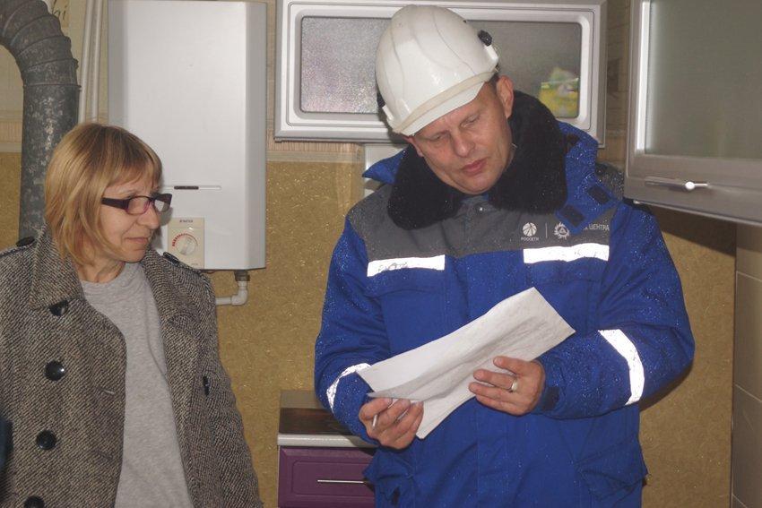 Мобильная группа инспекционного контроля Смоленскэнерго продолжает борьбу с хищениями электроэнергии